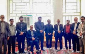 دیدار و گفتگوی دکتر میرمحمدی با نامزدهای انتخابات یازدهم + تصاویر