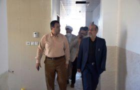 دکتر میرمحمدی از مجموعه دانشکده علوم قرآنی بازدید کرد