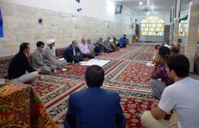 بررسی مسائل و مشکلات مردم محله شاهجهان آباد میبد