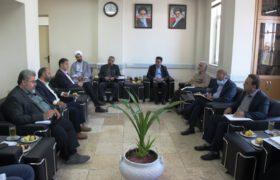 دکتر میرمحمدی با مدیرکل کمیته امداد استان یزد دیدار کرد
