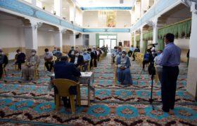 دیدار با فعالین فرهنگیاجتماعی شهیدیه میبد