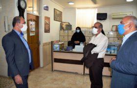 بازدید از مرکز مشاوره ضیایی شهرستان میبد