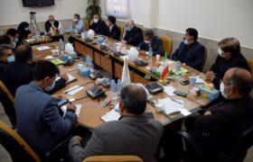 بررسی مسائل مرتبط با تعاونی ها در جلسه با اعضای اتاق تعاون استان یزد
