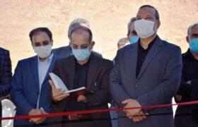 حضور در مراسم افتتاح یک مجموعه گردشگری در تفت/ جذب تسهیلات میلیاردی کمبهره برای کارآفرینان تفتی