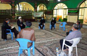 حضور در روستای طزرجان و بررسی مشکلات این روستا