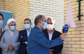 ائین بازگشایی مدارس در میبد برگزار شد