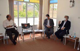 بررسی و پیگیری مشکلات بیمارستان شهید بهشتی تفت