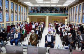 افتتاح قدمگاه شهدای میبد