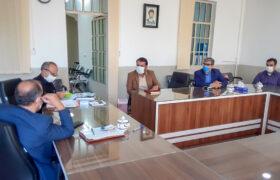 روئسای برخی از ادارات میبد با دکتر میرمحمدی دیدار و گفتگو کردند