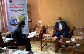 بررسی مسائل مرتبط با بیمه سلامت استان یزد