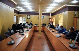 موسسه خیریه بیمارستان امام صادق(ع) میبد تشکیل جلسه داد