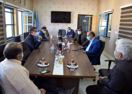 بازدید از دانشکده پزشکی استان یزد