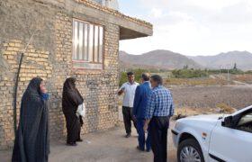 بازدید دکتر میرمحمدی از برخی از روستاهای شهرستان تفت