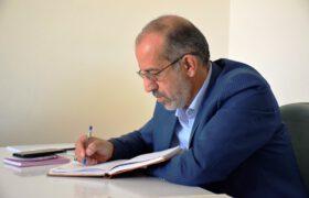 تسلیت دکتر میرمحمدی به رییس آموزش و پرورش تفت