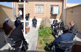 جلسه خیریه بیمارستان امام صادق(ع) برگزار شد
