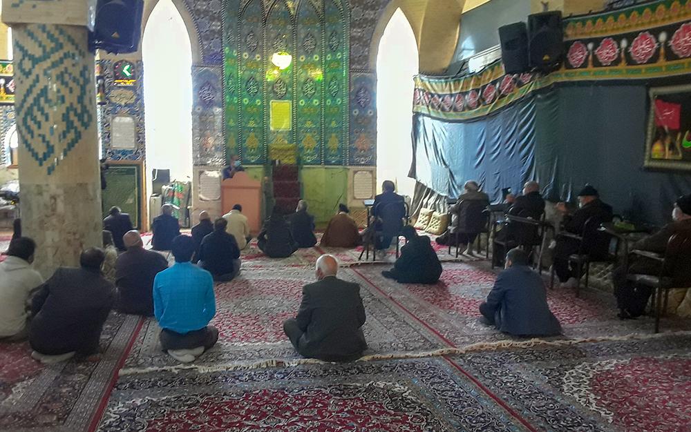 فیلم/ سخنرانی دکتر میرمحمدی پس از نماز جمعه نیر