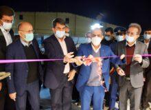 افتتاح ساختمان عملیاتی گاز ناحیه شهرستان یزد
