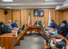 جلسه با معاون درمان وزارت بهداشت+ عکس