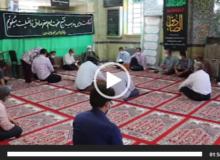 دیدار و گفتگو با مردم دهستان زردین تفت+ فیلم