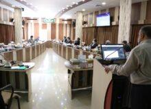 برگزاری نشست هیئت امنای دانشگاه علوم پزشکی یزد+ عکس