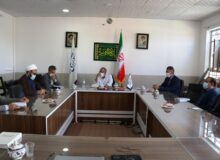 بررسی مسائل مرتبط با دانشگاه فرهنگیان استان یزد+ عکس