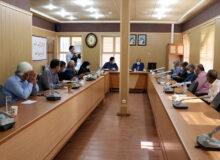 برگزاری نشست انجمن خیریه بیمارستان میبد + تصاویر